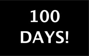 100 days of trance