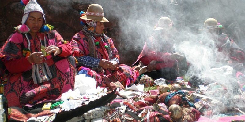 Peruvian Shaman, The Other Healers